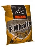PMbaits GROUNDBAITS TUTTI-FRUTTI (фрукты) 1 кг
